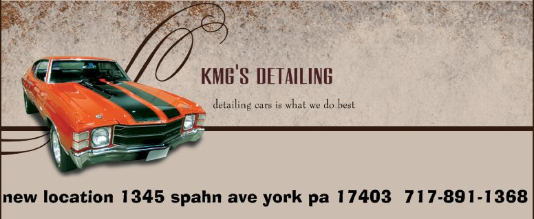 kmg's detailing - detailing cars is what we do best